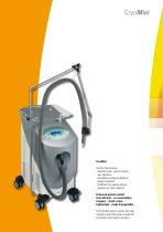 Doctor´s brochure about Cold Air Device ZCryo mini - 2
