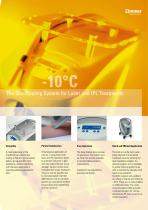 Doctor´s brochure about Cold Air Device ZCryo mini - 3