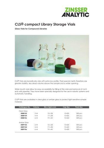 CLS® Vials
