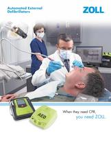 AED Brochure for Dental Offices - 1