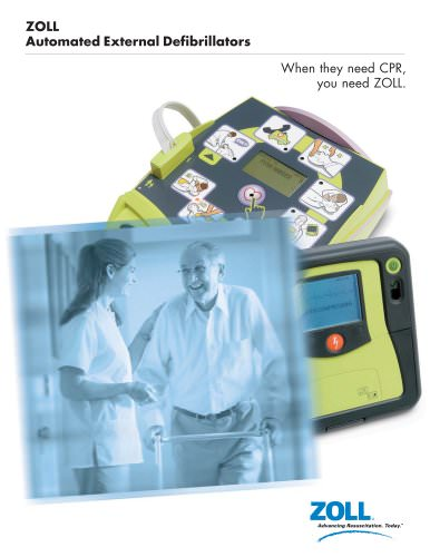 AED Brochure for Doctors