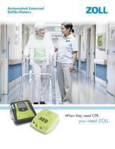 AED Brochure for Nursing Homes - 1