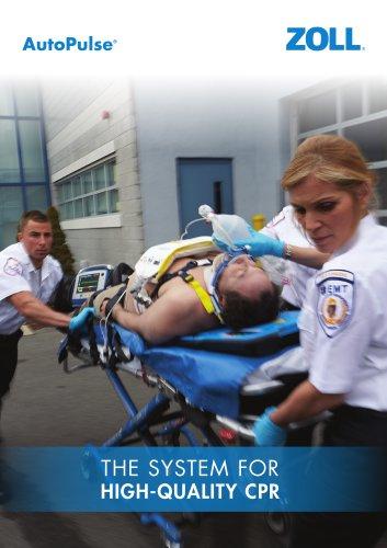 AutoPulse EMS brochure