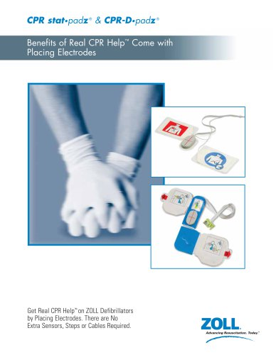 CPR Electrodes
