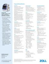 Propaq ® MD - All the Advantages of a Propaq Monitor with a Defibrillator - 2
