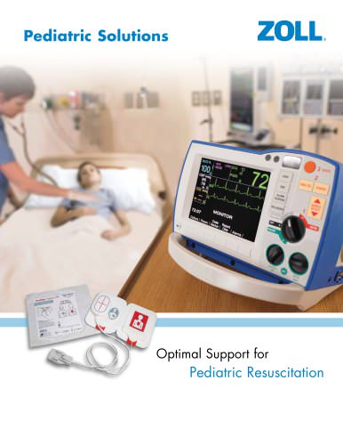 R Series Paediatric Brochure