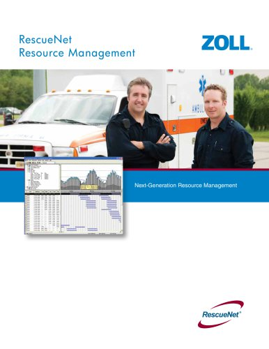 RescueNet Resource Planner