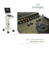 Z.One PRO Spec Sheet
