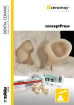 DC Ceram ConceptPress