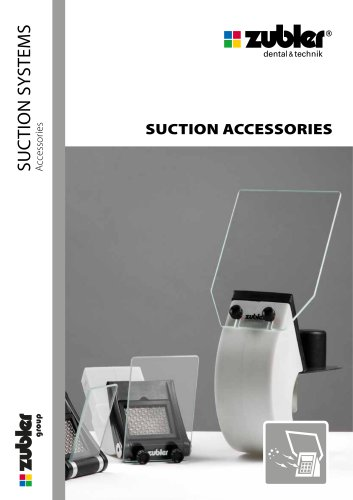 SUCTION SYSTEMS Accessories