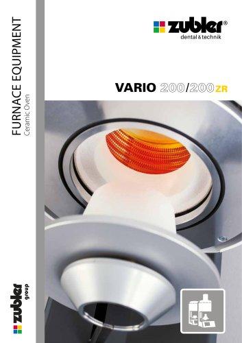 Vario 200 / 200 ZR