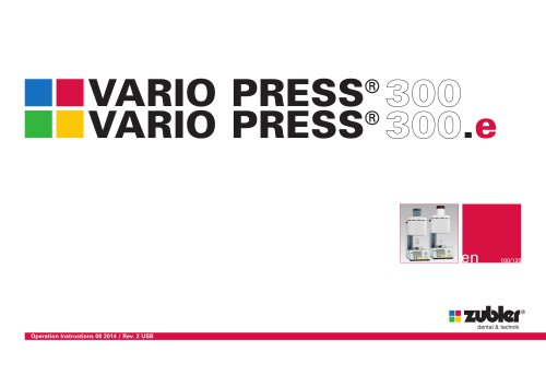 VARIO PRESS 300