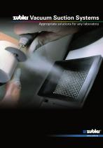 Zubler Vacuum Suction Systems