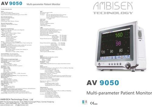 AV-9050