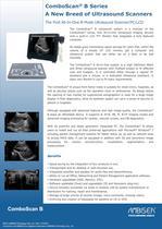 ComboScan® B Series datasheet - 1