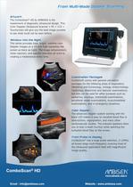 ComboScan® HD Series brochure - 2