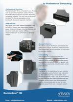 ComboScan® HD Series brochure - 3