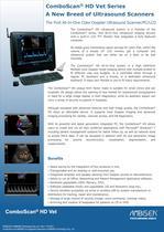 ComboScan® HD Vet Series datasheet - 1