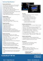 ComboScan® HD Vet Series datasheet - 2