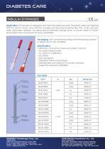 Diabetes Care Product Catalog - 2