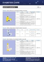 Diabetes Care Product Catalog - 4