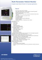 MultiParameter Patient Monitor - 1