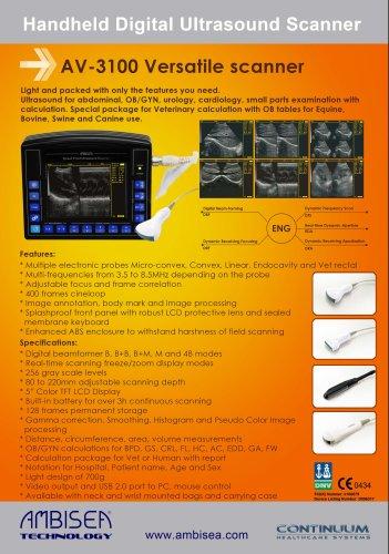 Ultrasound Scanners Portfolio