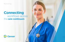 Connecting workflows across the care continuum