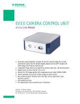 EV3.0 CAMERA CONTROL UNIT
