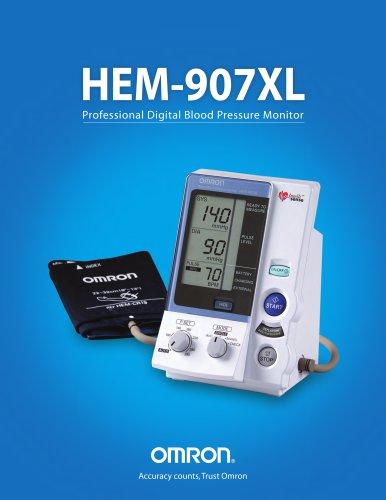 IntelliSense Professional Digital Blood Pressure Monitor ? HEM-907XL