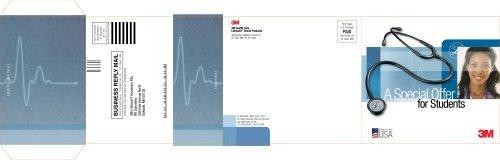 Free Accessory Kit Offer for Students-3M Littmann Stethoscopes