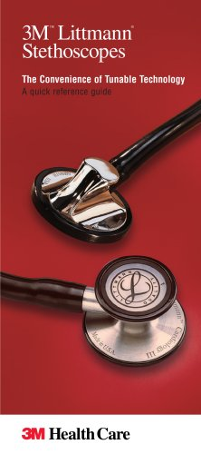 Learn the Convenience of Tunable Technology-3M Littmann Scopes