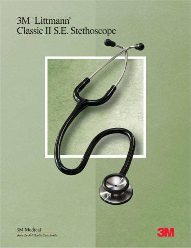 Littmann Classic II S.E. Stethoscope Flyer