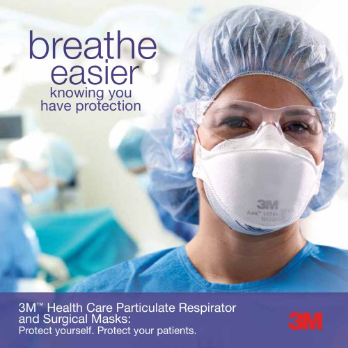 health care respirator mask