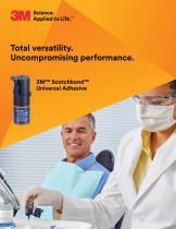3M™ Scotchbond™ Universal Adhesive