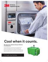 3M™ Steri-Vac™ Sterilizer/Aerator GS Series with Abatement