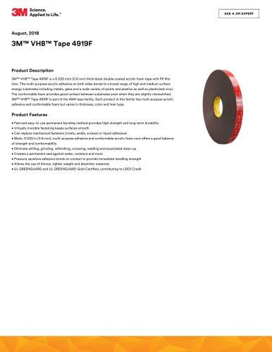 3M™ VHB™ Tape 4919F