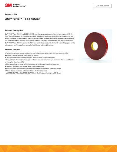 3M™ VHB™ Tape 4936F