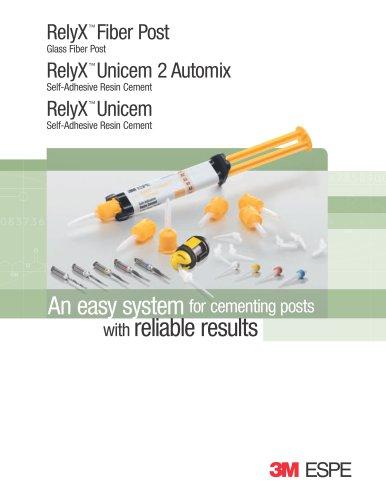 RelyX Fiber Post / Unicem 2