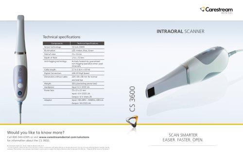 CS 3600: Brochure
