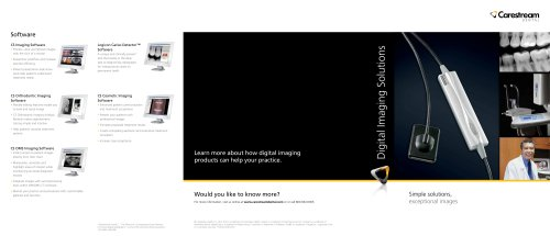 Digital Imaging Systems Brochure