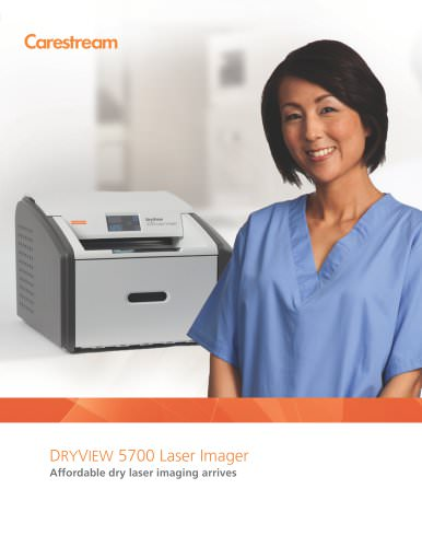 CARESTREAM DRYVIEW 5700 Laser Imager