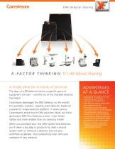 Wireless detector sharing
