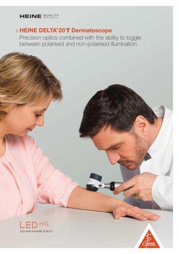 HEINE DELTA® 20T Dermatoscope