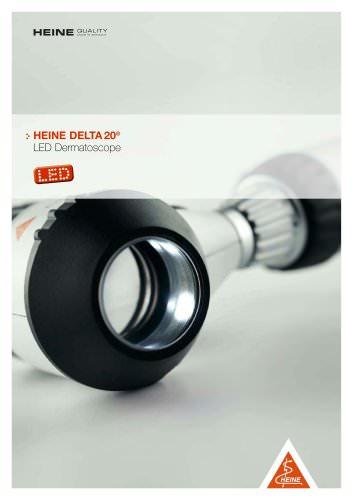 HEINE Dermatoscopes - EN