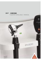 HEINE Master Catalogue 2017