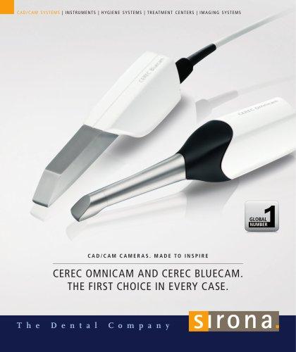 CEREC Omnicam - CEREC Bluecam
