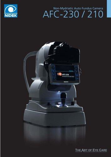 Non-Mydriatic Auto Fundus Camera AFC-230 / 210