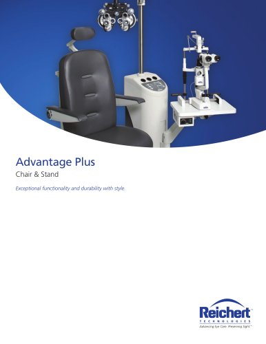 Advantage Chair and Stand Brochure