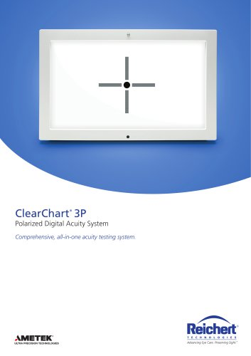 ClearChart® 3P Brochure